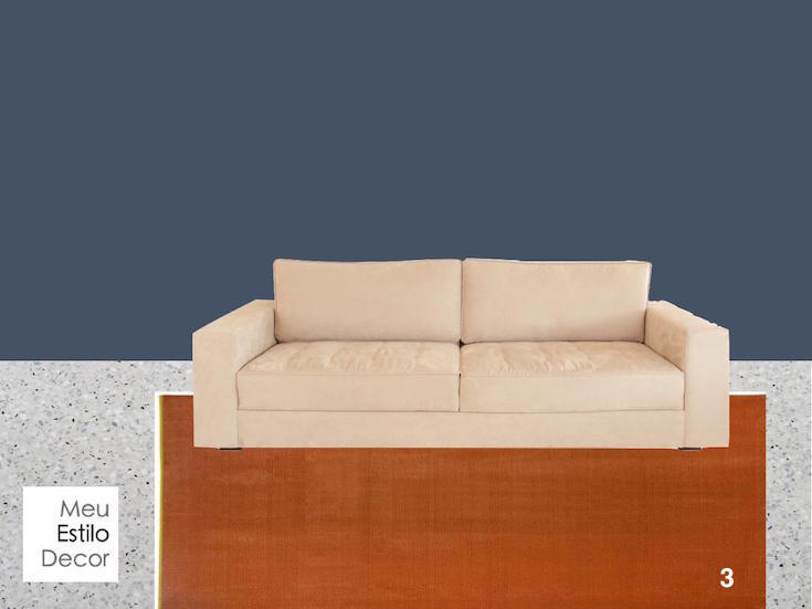 tapete color block