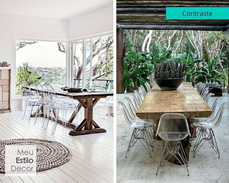 combinando-mesa-cadeiras-jantar-como-designer-contraste