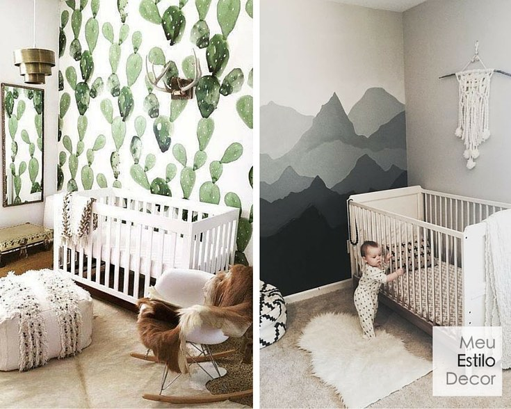 como-sair-mesmice-decoracao-quarto-bebe-mural