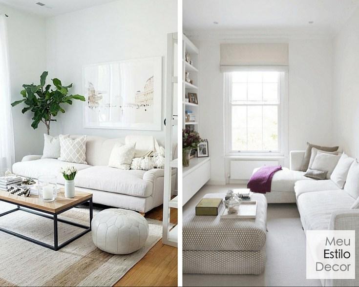 personalidade e significado do branco na decoração aconchegante