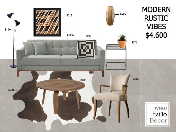 quanto-custa-decorar-sala-modern-rustic