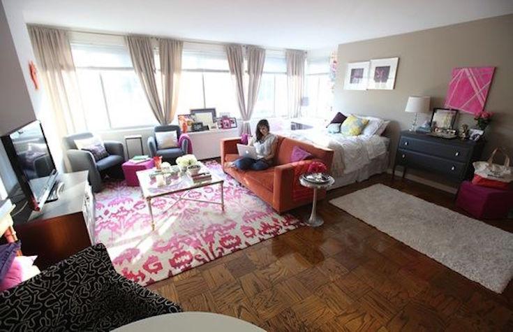 como-decorar-apartamento-studio-sofa