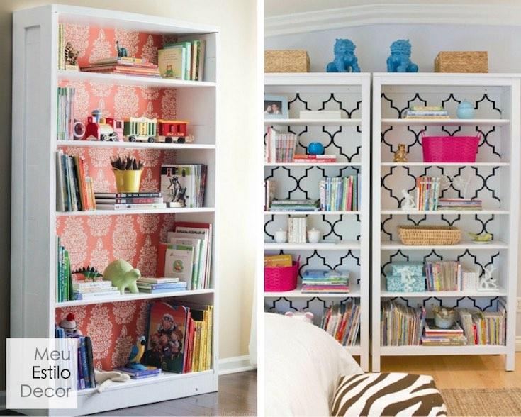 como-usar-papel-parede-decoracao-estante