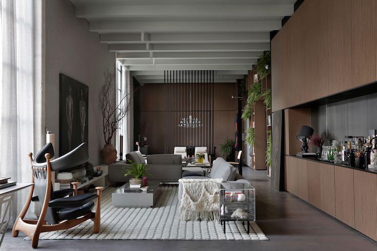 estilo de vida minimalista e maximalista
