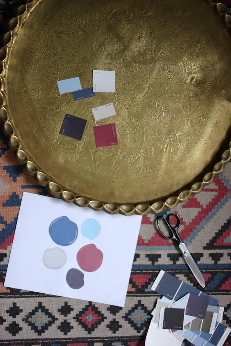 paleta de cores na decoração o que é e como escolher musa inspiradora