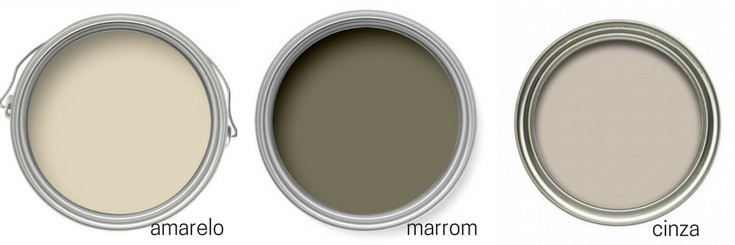 melhores cores neutras para paredes bege subtonalidades