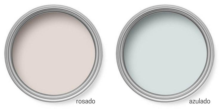 melhores cores neutras para paredes cinza