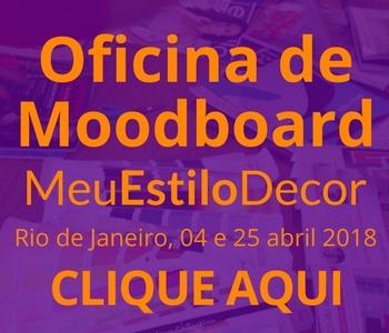 oficina moodboard meuestilodecor rio janeiro 2018