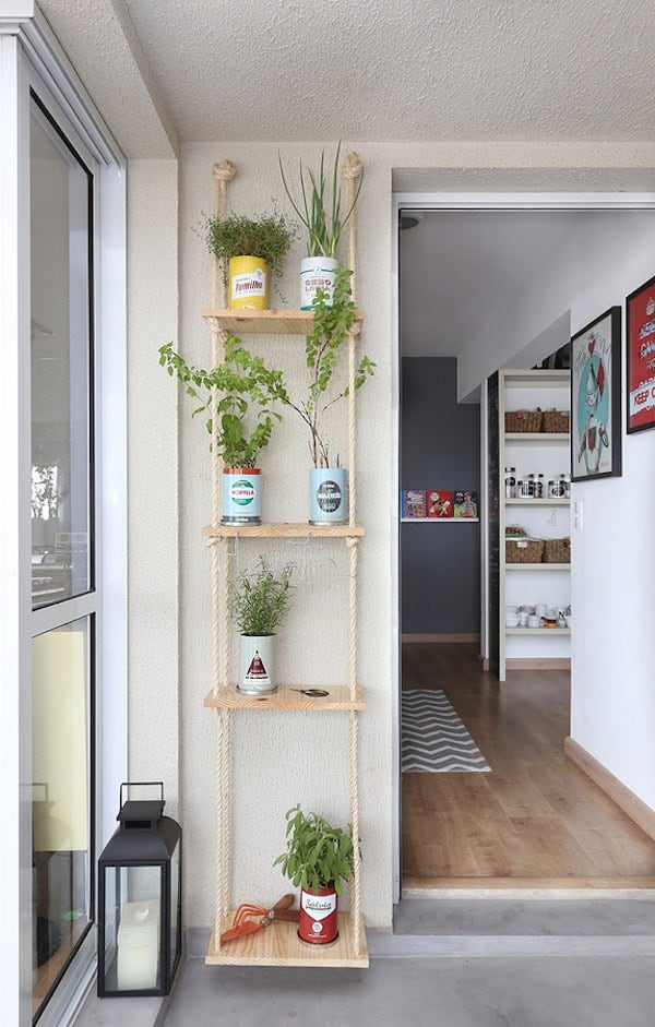 6 ideias para montar sua horta DIY