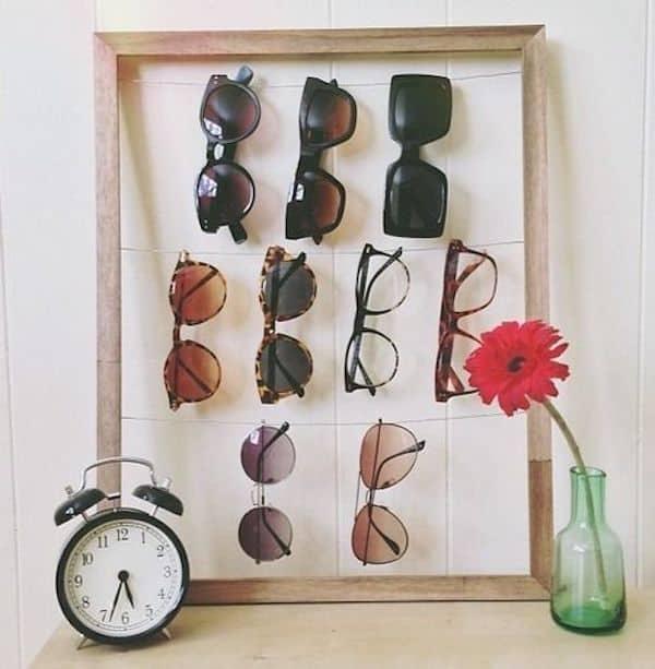 decoracao simples e estilosa mno oculos