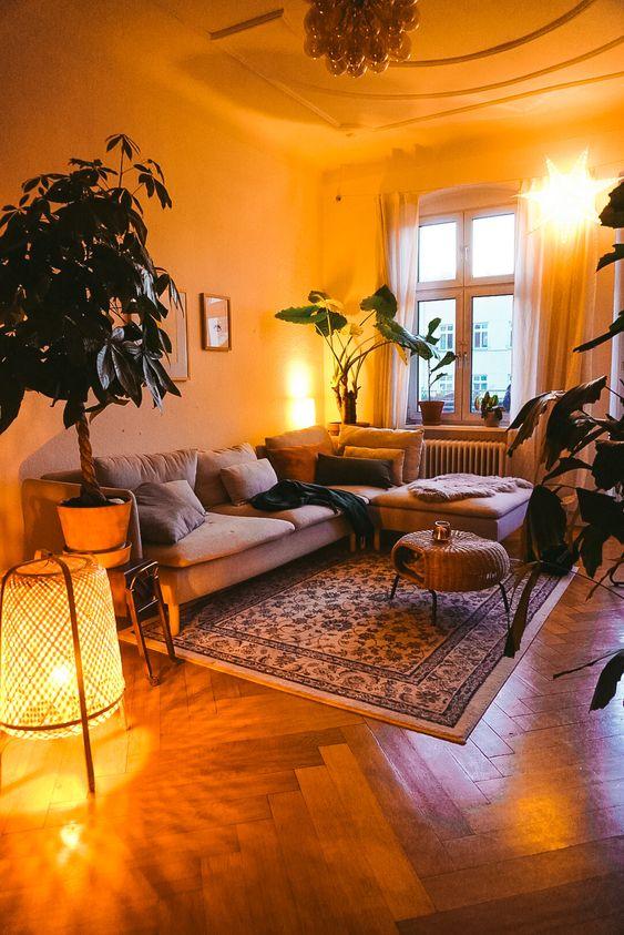 decoracao de sala infalivel para todos os estilos iluminação