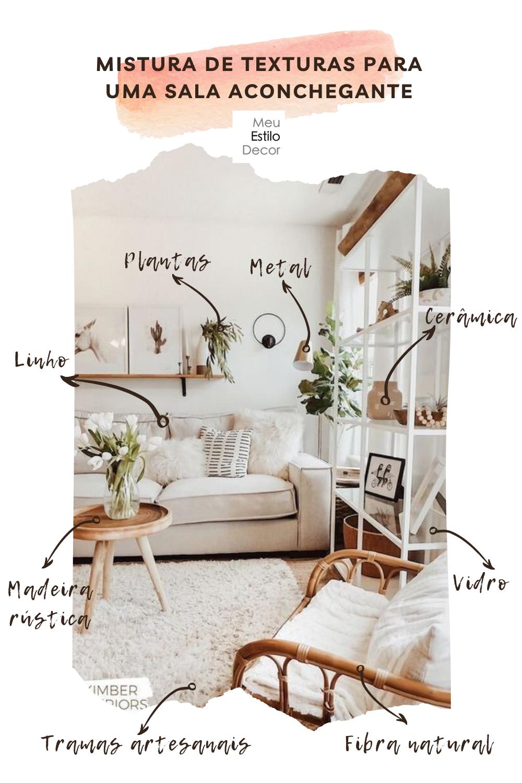 decoracao de sala infalivel para todos os estilos mistura de texturas