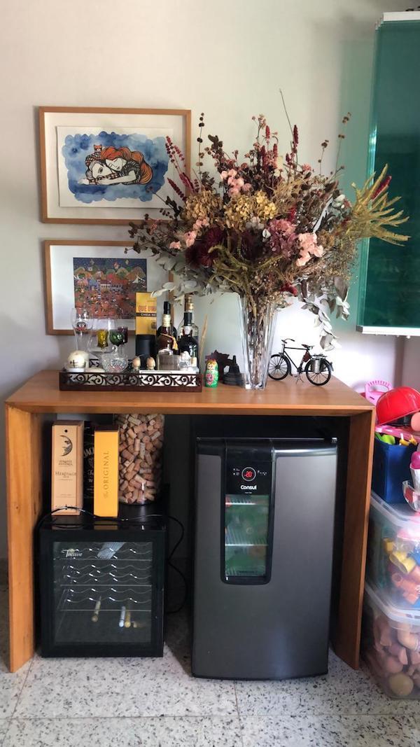 flores secas para uma casa mais alegre
