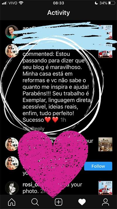 testemunhal instagram
